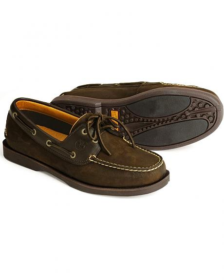 Timberland Youngstown boat shoes