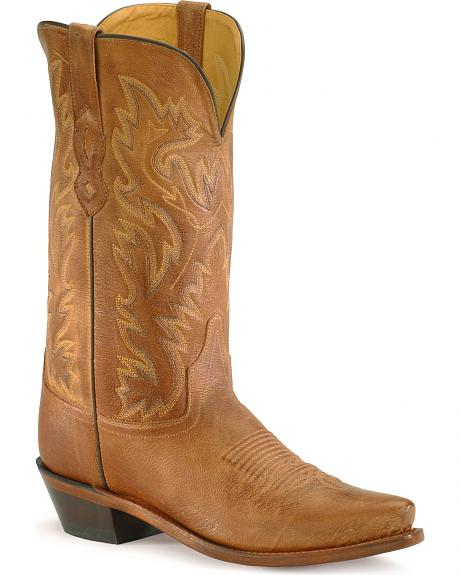 Old West Contemporary Cowboy Boots