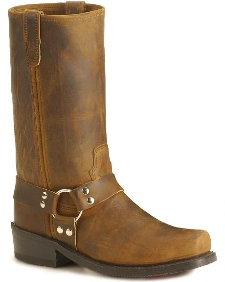 Double H Crazyhorse Harness Boots