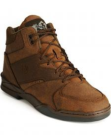 Roper Tan HorseShoes