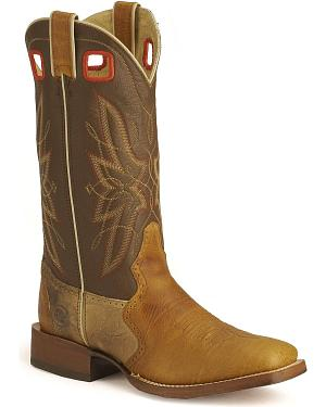 Double H Hip 2B Square Cowboy Boots - Square Toe