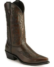 Laredo Hawk Cowboy Boots