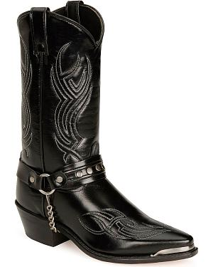 Sage by Abilene Studded Harness Boots