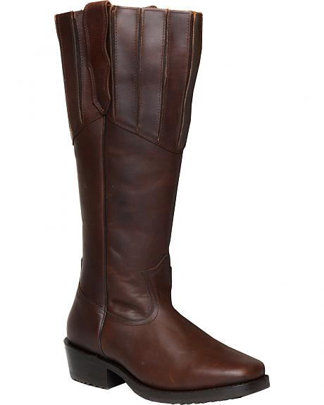 Oak Tree Farms Preacher Tall Cowboy Boots - Square Toe