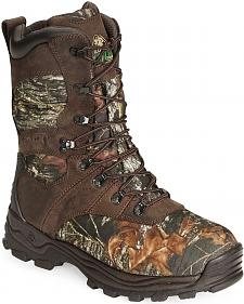 """Rocky Sport Utility Pro Insulated Waterproof 10"""" Lace-Up Boots"""