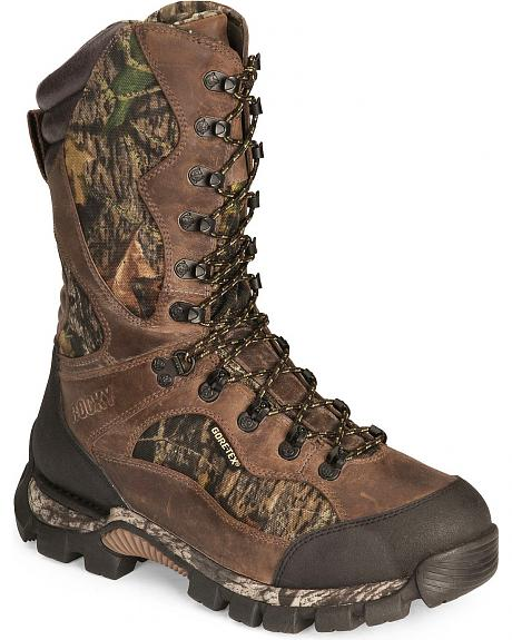Rocky Deer Stalker Insulated Gore-Tex Lace-Up Boots