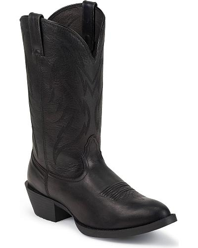 Nocona Competitor Western Cowboy Boots Round Toe Western & Country NB1207