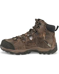 Mossy Oak Trail Branch Hiker - Round Toe at Sheplers