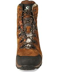 Mossy Oak Trail Branch Hunting Boots - Round Toe at Sheplers