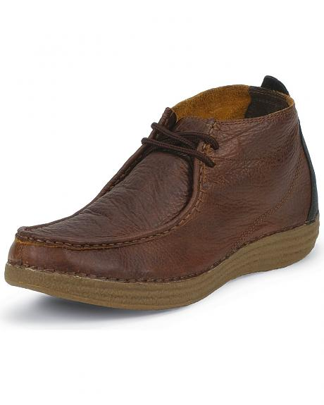 Tony Lama 3R Chukka Lace-Up Casual Shoes
