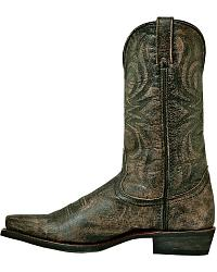 Dingo Crackle Goatskin Cowboy Boots - Pointed Toe at Sheplers
