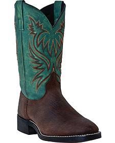 Laredo Milan Cowboy Boots - Square Toe