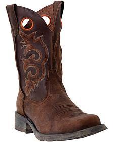 Laredo Prowler Cowboy Boots - Square Toe