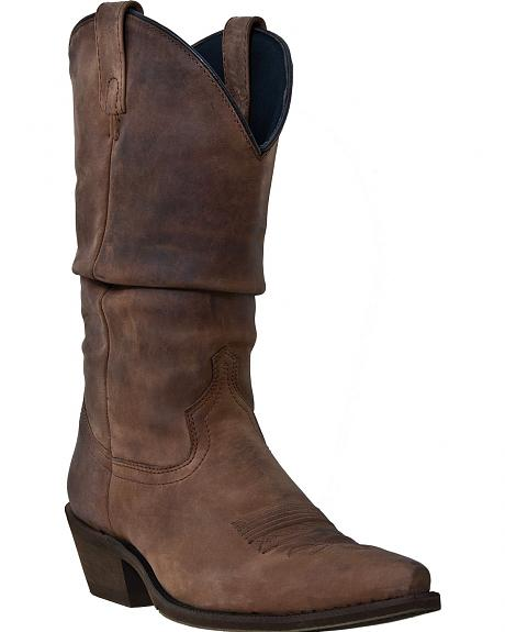 Dingo Krinkle Slouch Boots - Snip Toe