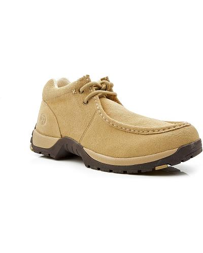 roper nubuck suede casual shoes western country 09 020