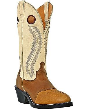 Laredo Knoxville Cowboy Boots - Round Toe
