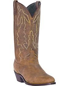 Laredo Orlando Cowboy Boots - Round Toe