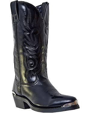 Laredo McComb Cowboy Boots - Medium Toe