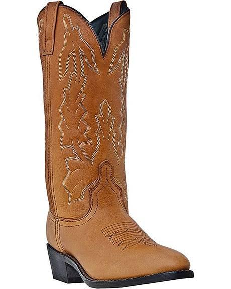 Laredo Jacksonville Cowboy Boots - Round Toe