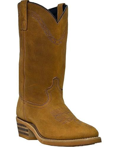 Laredo Denver Cowboy Boots Round Toe Western & Country 28-2104