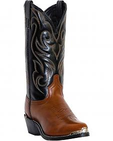 Laredo Nashville Cowboy Boots - Medium Toe