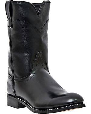 Laredo Roper Boots - Round Toe