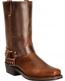 Dingo Jay Harness Boots - Snoot Toe