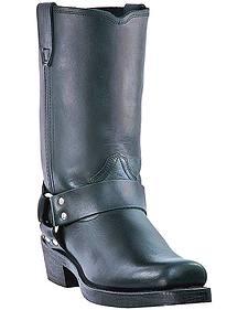 Dingo Jay Harness Boots - Snoot Toe