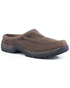 Roper Performance Lite Open Back Slip-On Casual Shoes