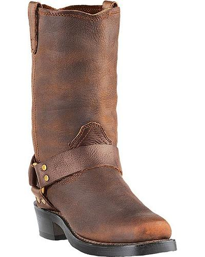 Dingo Jay Harness Boots Snoot Toe Western & Country DI19074