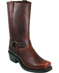 Boulet Motorcycle Boots - Square Toe