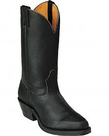 Boulet Western Motorcycle Boots - Round Toe