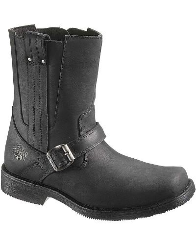 Harley Davidson Troy Motorcycle Boots Square Toe Western & Country D93043