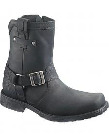 Harley Davidson Men's Corey Harness Boots - Square Toe