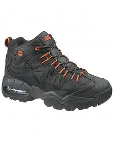 Harley Davidson Crossroads II Shoes - Steel Toe