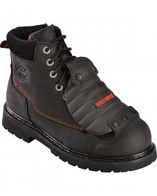 Harley Davidson Men's Jake Boots - Steel Toe