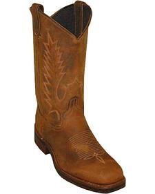 Abilene Pioneer Cowboy Boot - Broad Toe