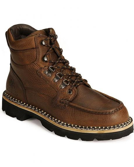 Rocky Cruiser Lace-Up Casual Boots