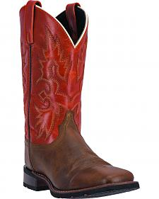 Laredo Men's Salt Lick Western Boots - Square Toe