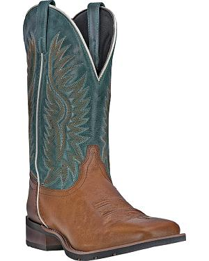 Laredo Cowboy Approved Jhase Cowboy Boots Square Toe