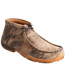Twisted X Men's Leather Hyena Driving Mocs