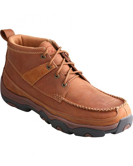 Twisted X Men's Brown Hiker Boots