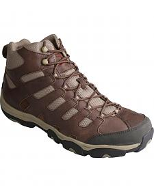 Twisted X Men's Hiker Taupe Lace-Up Boots