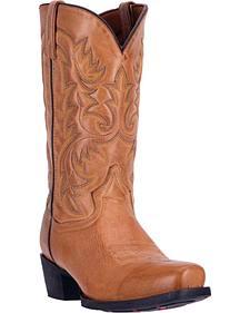 Laredo Bryce Cowboy Boots - Square Toe