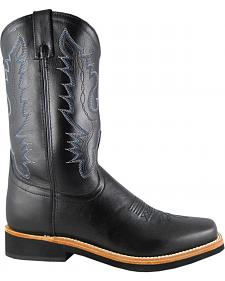 Smoky Mountain Men's Judge Cowboy Boots - Square Toe