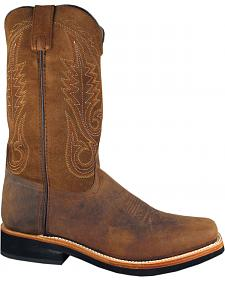 Smoky Mountain Men's Boonville Cowboy Boots - Square Toe