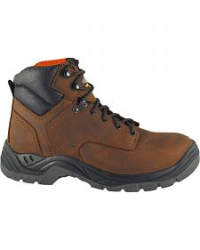 Smoky Mountain Men's Cove EH Hunting & Work Boots - Steel Toe