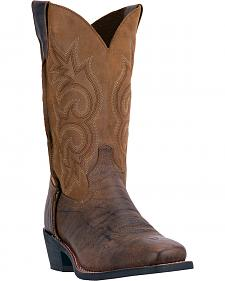 Laredo Men's Peterson Western Boots - Square Toe