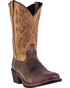 Laredo Breakout Cowboy Boots - Square Toe