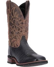 Laredo Topeka Cowboy Boots - Square Toe
